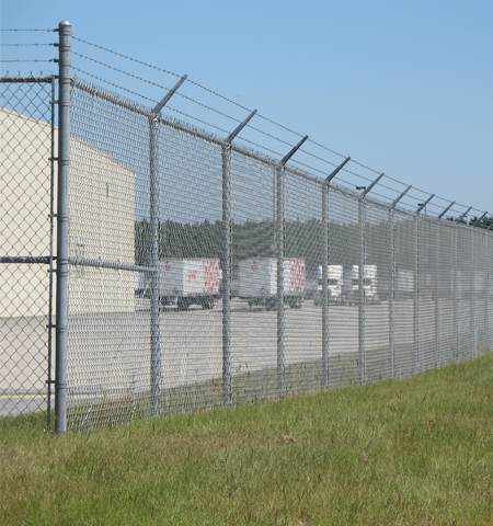 Chain-Link Fence Systems
